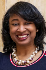 Picture of Vice Chancellor Renetta Garrison Tull